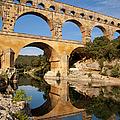Pont Du Gard by Brian Jannsen