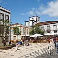Ponta Delgada by Gaspar Avila