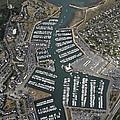 Port Navalo And Le Crouesty, Arzon by Laurent Salomon