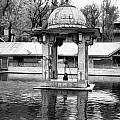 Premises Of The Hindu Temple At Mattan With A Water Pond by Ashish Agarwal