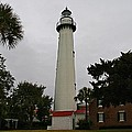 St Simons Island Lighthouse by Kathryn Meyer