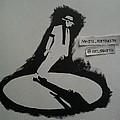 Stencil - Mj by Sanith Raj S