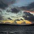 Sunset In Dingle by Barbara Walsh