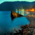 5 Terre Monterosso Beach In Passeggiate A Levante by Enrico Pelos