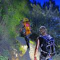 5 Terre Monterosso Trekking In Passeggiate A Levante by Enrico Pelos