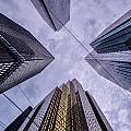 Toronto Downtown by Joseph Amaral