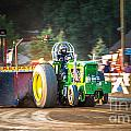 Tractor Pull by Grace Grogan