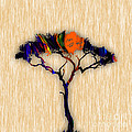 Tree Wall Art by Marvin Blaine