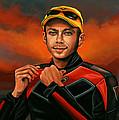 Valentino Rossi  by Paul Meijering