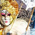 Venice Carnival Mask by Ulisse