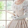 Victorian Woman by Lee Avison
