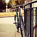 Vintage Bike by Innershadows Photography