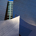Walt Disney Concert Hall, Los Angeles by Panoramic Images