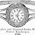 Watch Bracelet, 1891 by Granger