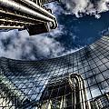 Willis Group And Lloyd's Of London by David Pyatt