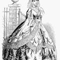 Women's Fashion, 1860 by Granger