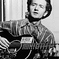 Woody Guthrie (1912-1967) by Granger