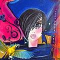 Gina by Pikotine Art