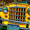 51 Jeepster by Daniel Enwright