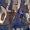 Rock Climb by Elijah Weber