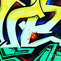 Graffiti by Luis Alvarenga