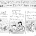 New Yorker April 14th, 2008 by Roz Chast