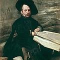 Velazquez, Diego Rodr�guez De Silva by Everett