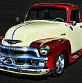 '54 Chevy Truck by Victor Montgomery