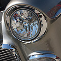 55 Bel Air Headlight-8200 by Gary Gingrich Galleries