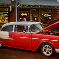 55 Chevy Belair by Saija  Lehtonen