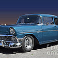 56 Chevy by Robert Meanor