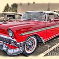 56 Classic Chevy by David B Kawchak Custom Classic Photography