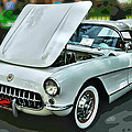 '56 Corvette by Victor Montgomery