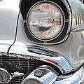57 Bel Air Bugeye by Paulette B Wright
