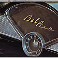 57 Chevy Bel Air Dash by Bill Owen