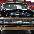 '57 Chevy Bel Air Show Car by Paulette B Wright