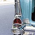 57 Chevy by Brenda Hackett