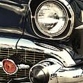 57 Chevy Headlight by Jerry Fornarotto