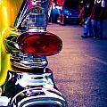 57 Pontiac Tail Light by Daniel Enwright