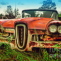 58 Edsel by Dave Bosse