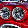 58 Vette Lights by Tommy Anderson