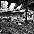 World Trade Center by William Haggart