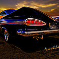 59 Chevy Impala Hardtop by Chas Sinklier