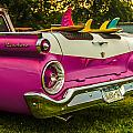 59 Ranchero With Surfboards by Daniel Enwright