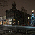 5th And G At Christmas 2012 No2 by Mick Anderson