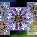 5x5 Synthesis 10 by Warren Furman