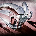 1952 Dodge Ram Hood Ornament by Jill Reger