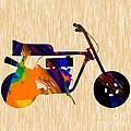 1960s Mini Bike by Marvin Blaine