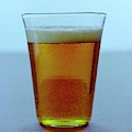 A Glass Of Beer by Romulo Yanes