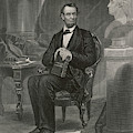 Abraham Lincoln (1809 - 1865) U by Mary Evans Picture Library